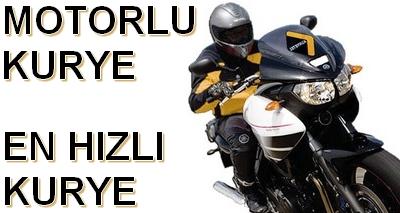 MOTORLU KURYE HİZMETİ